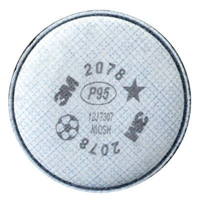 3M 2000 Series Filters, Organic Vapors/Acid Gases, P95