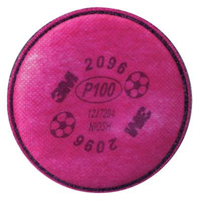 3M 2000 Series Filters, Acid Gases, P100