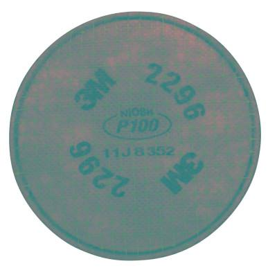 3M Advanced Particulate Filter, P100, Nuisance Level Acid Gas Relief
