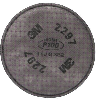 3M Advanced Particulate Filters, Filter, P100