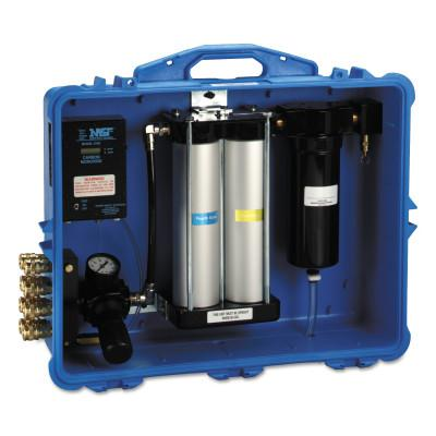 3M Respirator Accessories, Portable Compressed Air Filter and Regulator Panel