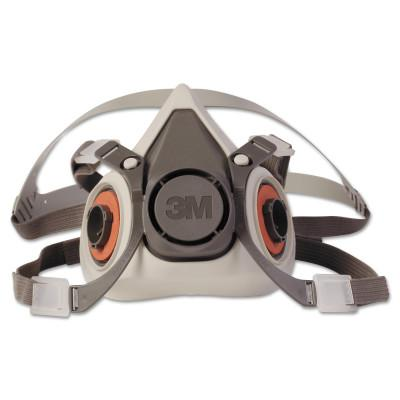 3M Half Facepiece Respirator 6000 Series, Small