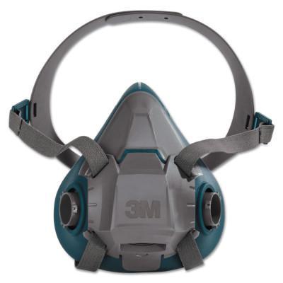 3M Rugged Comfort Half-Facepiece Reusable Respirator, Large