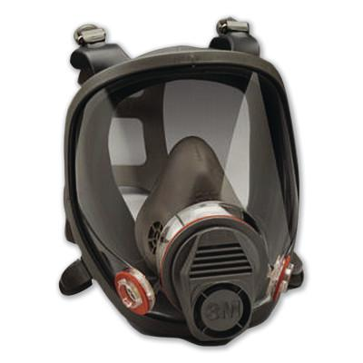 3M Full Facepiece Respirator 6000 Series, Large