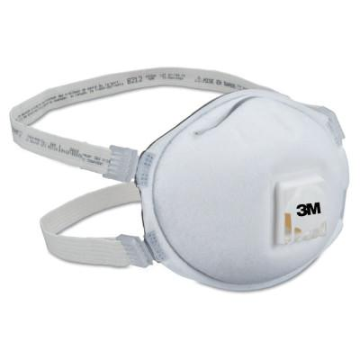 3M N95 Particulate Welding & Metal Pouring Respirator, Faceseal