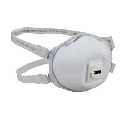 3M N95 Particulate Welding & Metal Pouring Respirator, OV, Faceseal