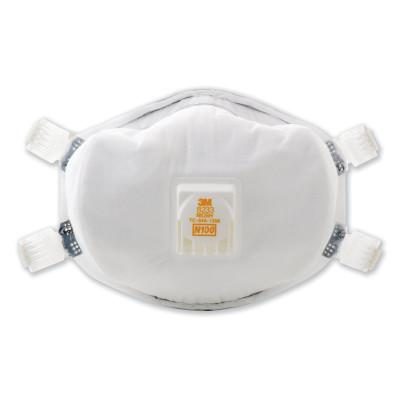 3m 8233 n100 particulate respirator mask with valve