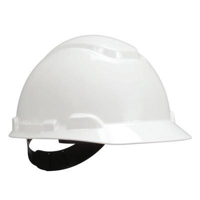 3M Ratchet Hard Hats, Ratchet, White