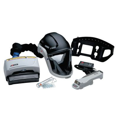 3M OH&ESD Versaflo TR-600 Heavy Industry PAPR Kit w/Six-strap Textile Suspension