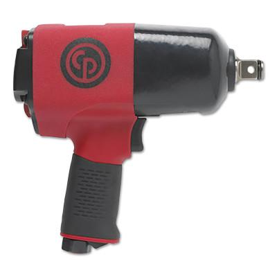 CHICAGO PNEUMATIC 3/4 in Drive Impact Wrenches, 184 ft lb - 922.00 ft lb, Ring Retainer