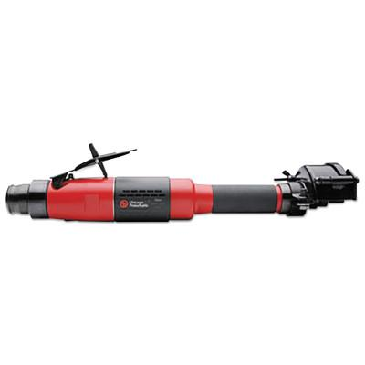 CHICAGO PNEUMATIC Industrial Straight Grinders, 2 1/2 in, 16,000 rpm, Lever Throttle