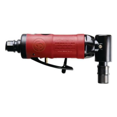 CHICAGO PNEUMATIC Angle Die Grinders, 1/4 in, 23,000 rpm, 0.3 hp