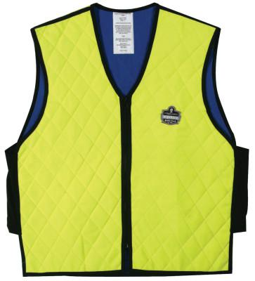 ERGODYNE CHILL-ITS 6665 EVAPORATIVE COOLING VEST LRG LIME