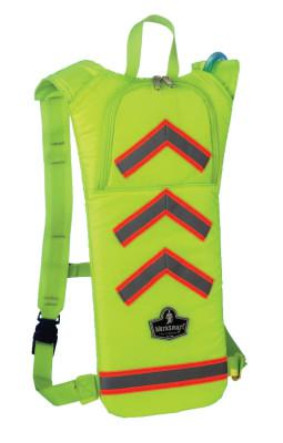 ERGODYNE GB5155 LOW PROFILE HYDRATION PACK (LIME) 2 LTR