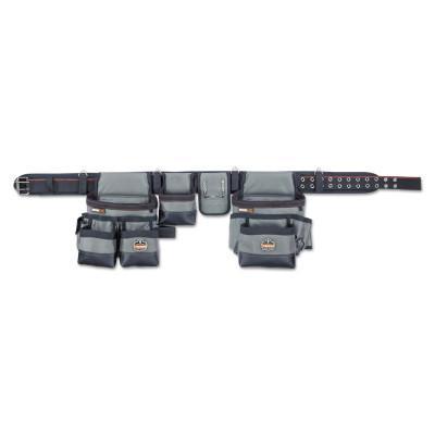 ERGODYNE MODEL 5504 34 POCKET SYNTHETIC TOOL RIG SIZE XLA
