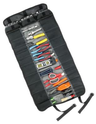 ERGODYNE Arsenal 5870 Tool Roll-Ups, 25 Compartments