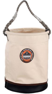 ERGODYNE Arsenal® 5730 Leather Bottom Buckets, 17 in