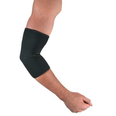 ERGODYNE ProFlex 650 Neoprene Elbow Sleeve, Medium, Black