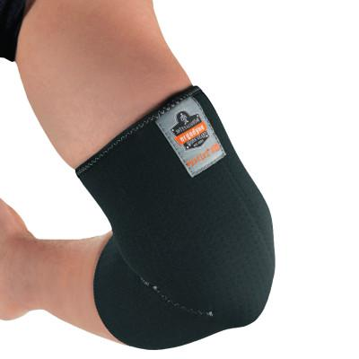 ERGODYNE ProFlex 650 Neoprene Elbow Sleeve, X-Large, Black