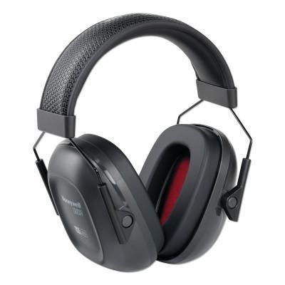 HOWARD LEIGHT BY HONEYWEL VeriShield™ 100 Series Passive Earmuffs, VS110, 24 NRR, Black