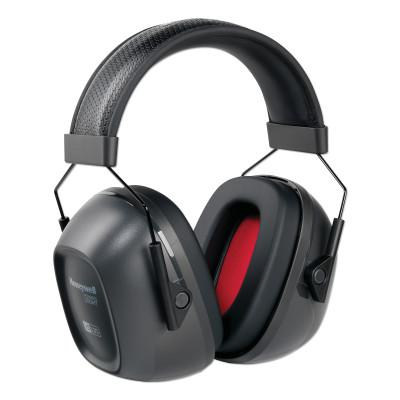 HOWARD LEIGHT BY HONEYWEL VeriShield™ 100 Series Passive Earmuffs, VS130, 30 NRR, Black