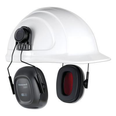 HOWARD LEIGHT BY HONEYWEL VeriShield™ 100 Series Passive Earmuffs, VS120H, 24 NRR, Black