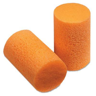 HOWARD LEIGHT BY HONEYWEL FirmFit Earplugs, Foam, Polybag, Uncorded, 30dB, Orange