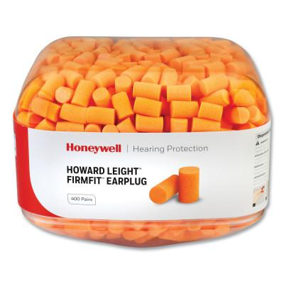 HOWARD LEIGHT BY HONEYWEL Earplug Dispenser Refills, Canister, Orange, FirmFit