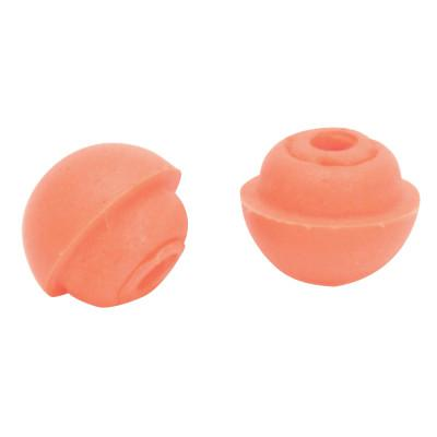 HOWARD LEIGHT BY HONEYWEL Percap Replacement Pods, For Howard Leight PerCap Banded Earplugs, Orange