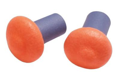 HOWARD LEIGHT BY HONEYWEL Replacement Pods, For QB3HYG Semi-Aural Band, Orange