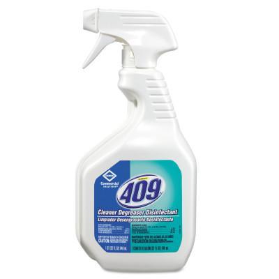 CLOROX Formula 409 Cleaner Degreaser/Disinfectant, 32 oz Trigger Spray Bottle