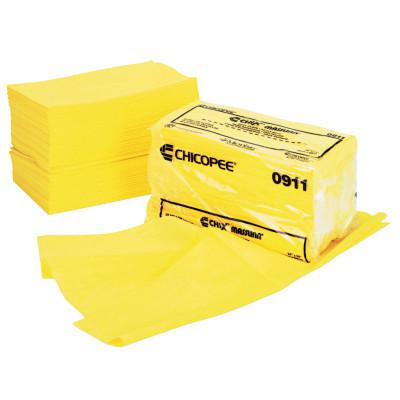 CHICOPEE Chix Masslinn Dust Cloths, Yellow