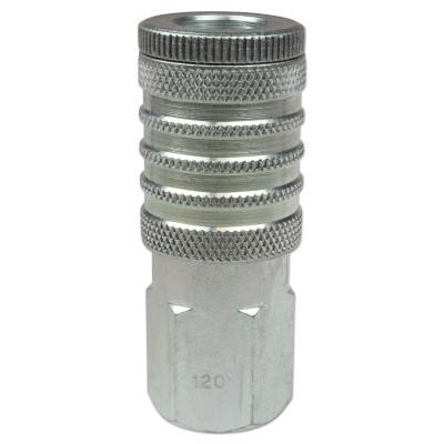 COILHOSE PNEUMATICS Coilflow Industrial Interchange Couplers, 1/2 in (NPT) F