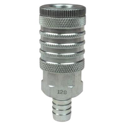 COILHOSE PNEUMATICS Coilflow Industrial Interchange Couplers, 1/2 in Hose Barb
