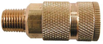 COILHOSE PNEUMATICS Coilflow ARO Interchange Series Couplers, 1/4 in (NPT) M