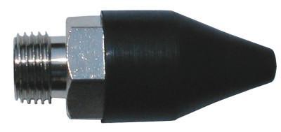 COILHOSE PNEUMATICS 13845 RUBBER BLOW GUN TIP