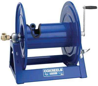 COXREELS Hand Crank Hose Reels, 1/2 in x 200 ft