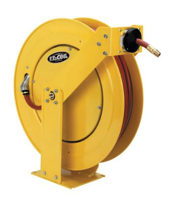 COXREELS EZ-Coil Large Capacity Safety Reels, 1/2 in