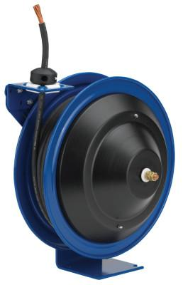 COXREELS Spring Driven Welding Cable Reels, 50 ft, 350 A