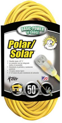 SOUTHWIRE Polar/Solar Extension Cord, 50 ft