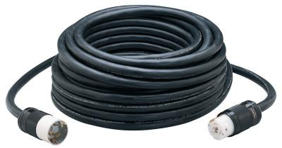 SOUTHWIRE Power Cords, 100 ft, 1 Outlet, Black