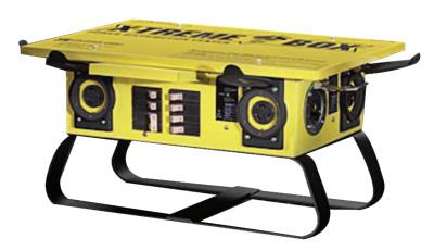 SOUTHWIRE 50 AMP PORTABLE POWER DISTRIBUTION BOX