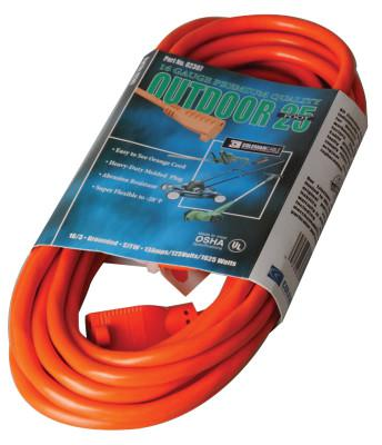 SOUTHWIRE Vinyl Extension Cord, 25 ft, 1 Outlet