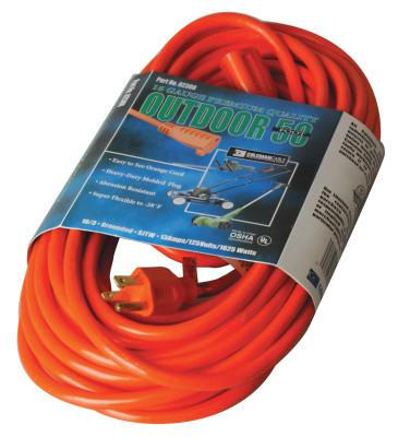 SOUTHWIRE Vinyl Extension Cord, 50 ft, 1 Outlet