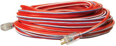 SOUTHWIRE Stripes Extension Cord, 50 ft