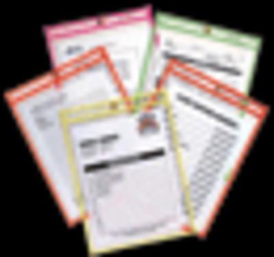 C-LINE PRODUCTS INC. NEON SHOP TICKET HOLDERASST 5/CLR CLR 9X12 25/B