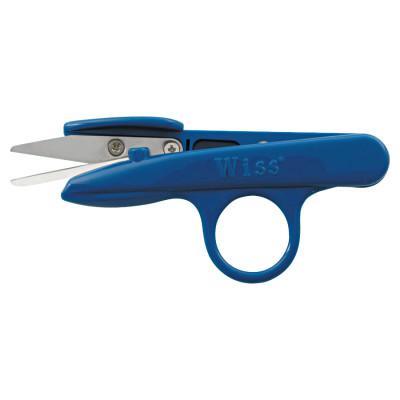 WISS Quick-Clip Lightweight Speed Cutter, 4-3/4 in, Blunt Tip