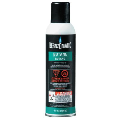 BERNZOMATIC Disposable Butane Cylinders, 5 oz, Butane