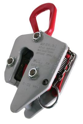 """CAMPBELL Locking """"E"""" Clamps, 3 tons WWL, 1 1/4 in Grip"""