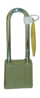 CCL 66, 66R, 66KR Series Padlock, 66KRKD, 5 in Shackle Clearance